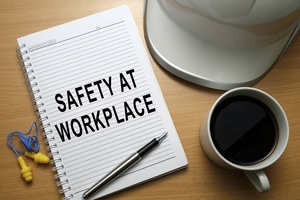Safety at workplace